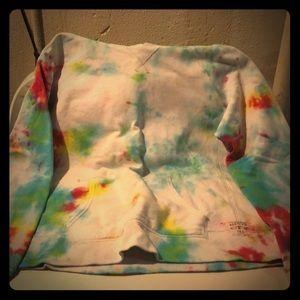 Vintage Tie-dye Sweatshirt